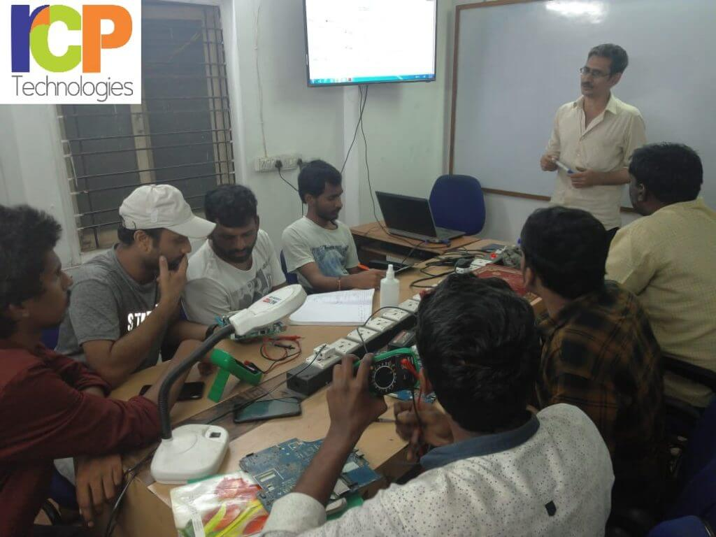 chip level training in ameerpet
