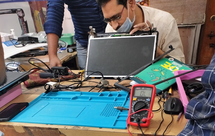 hyderabad laptop repair course